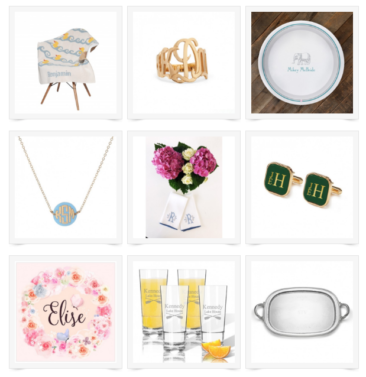 Let's Get Personal : Personalized Gifts for the Holiday Season