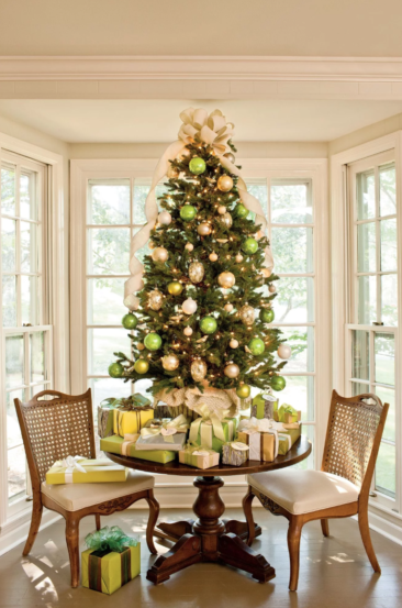 Dress Up Your Tree With Stylish Christmas Ornaments