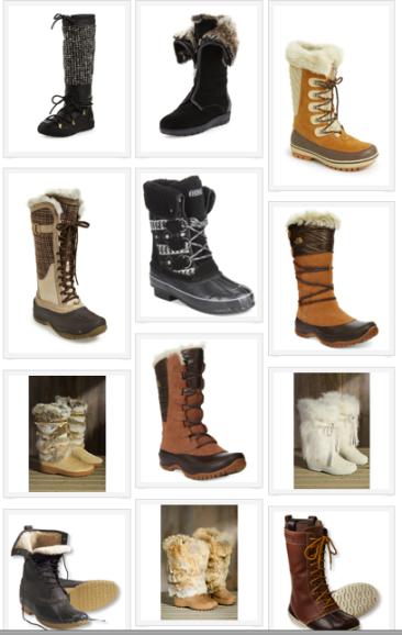 Women's Winter Boots We Love!