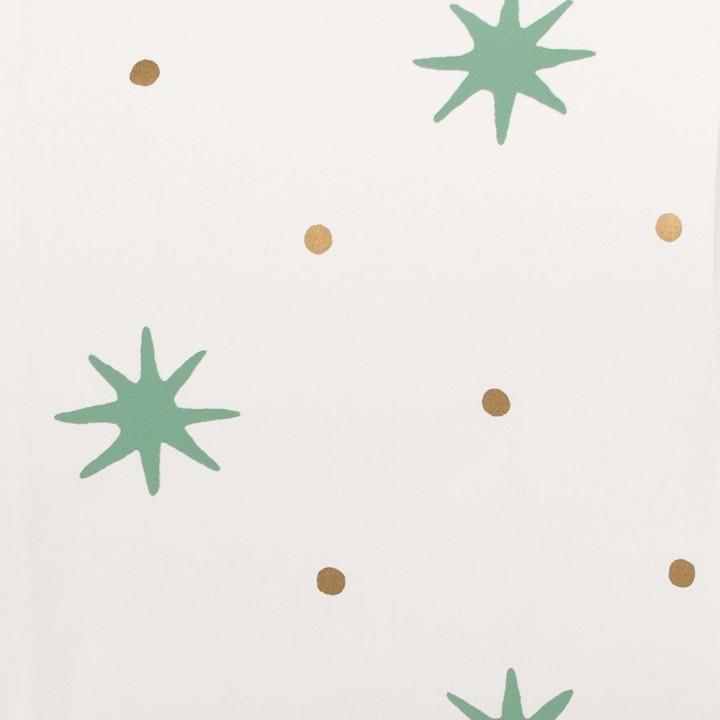 Serendipity-Green-Wallpaper