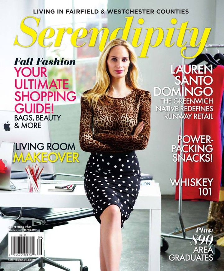 Serendipity Magazine September 2013