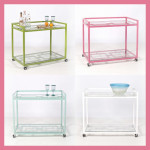 New Bar Carts Have Arrived at The Well Appointed House!