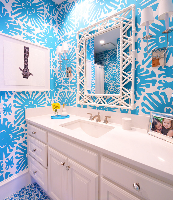 7 Powder Room Statement Wallpapers   The Well Appointed
