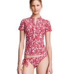 Rash Guards for Moms: The Tory Burch Surf Shirt