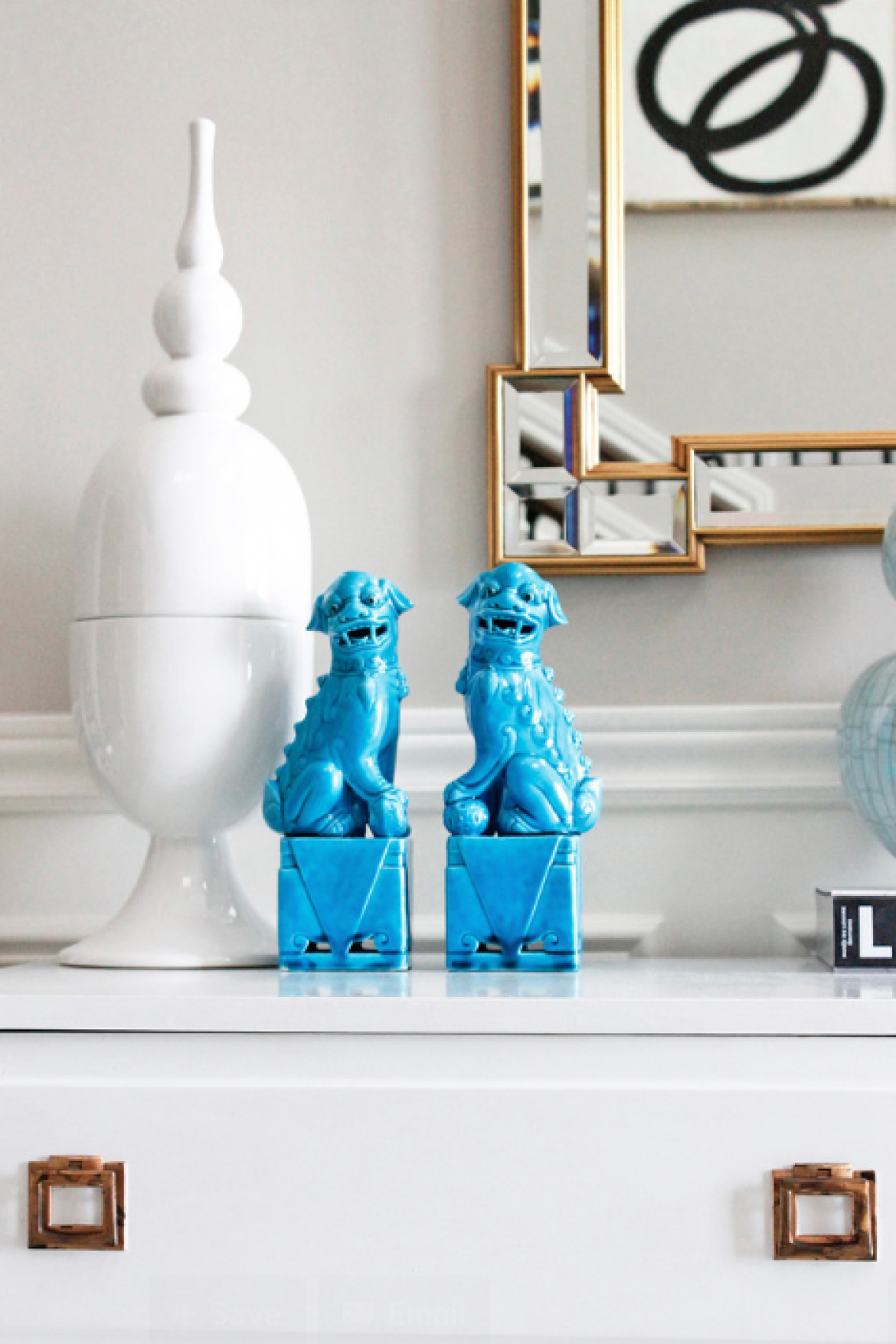 Design Trend Foo Dog Fever The Well Appointed House