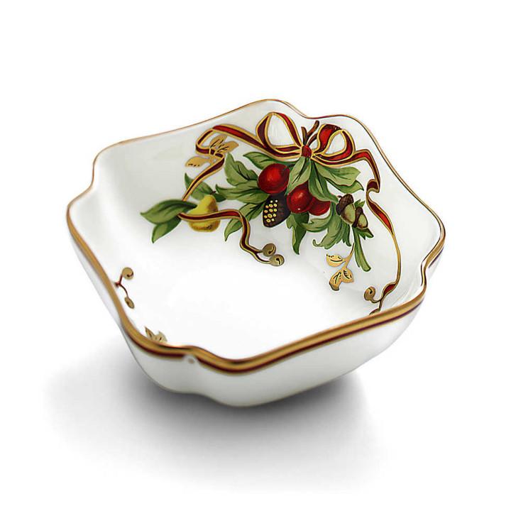 Tiffany Holiday Bowl