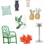 Spring 2016 Design Trend: Tropical Decor