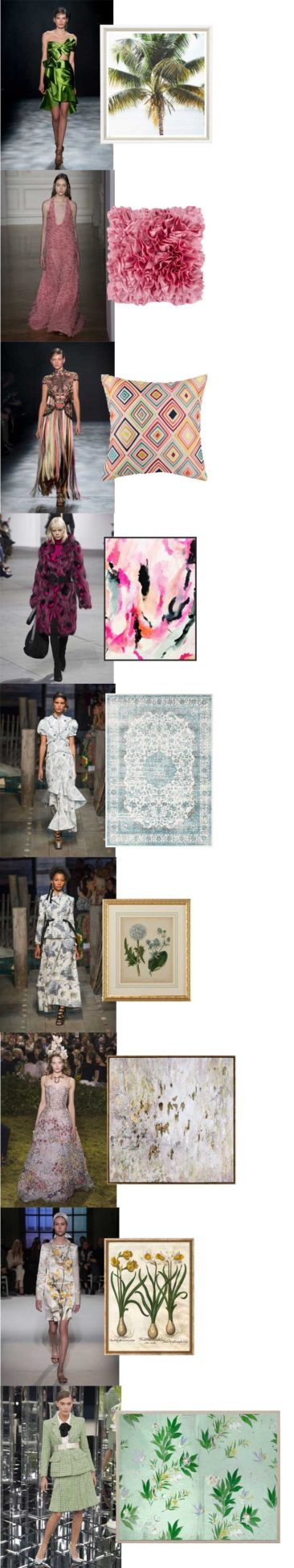 Couture & Decor – Spring 2017 Looks