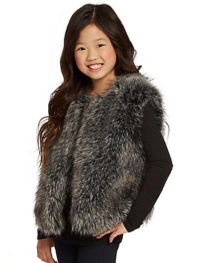 Vince-Girl's-Faux-Fur-Vest