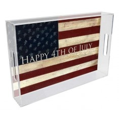 american_flag_personalized_lucite_tray