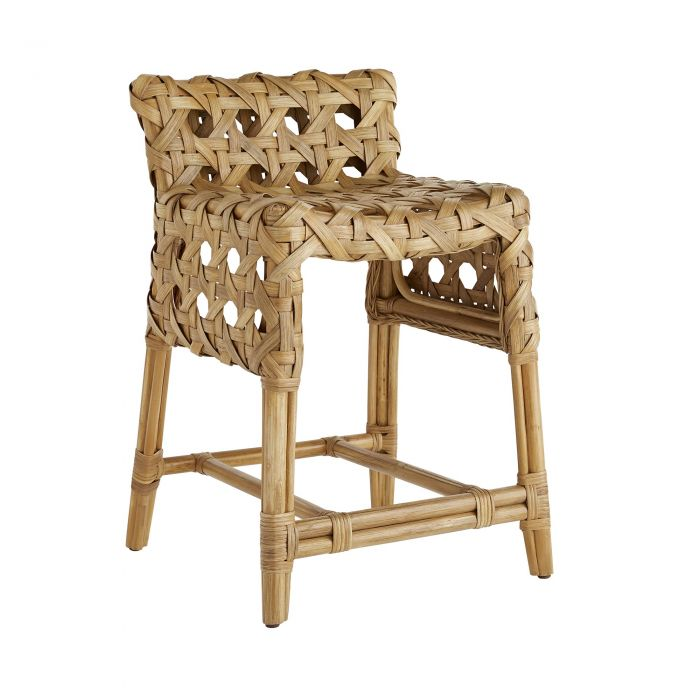 Surprising Neutral Counter Stools That Work In Every Kitchen The Well Unemploymentrelief Wooden Chair Designs For Living Room Unemploymentrelieforg
