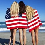 Red, White & Cute: July 4th Outfits!