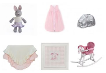Holiday Gifts for Baby Girls Ages 0-2 Years Old
