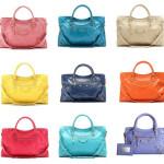 Spring Handbag Roundup: The Balenciaga Arena Bag