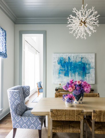 9 Design Firms Feature Arteriors Lighting & Furniture