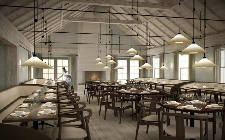 Jean-Georges Opens the Inn at Pound Ridge