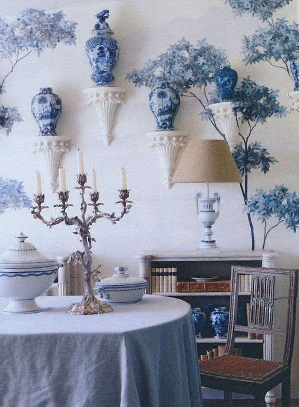 blue and white decor porcelain ginger jars pillows. Black Bedroom Furniture Sets. Home Design Ideas