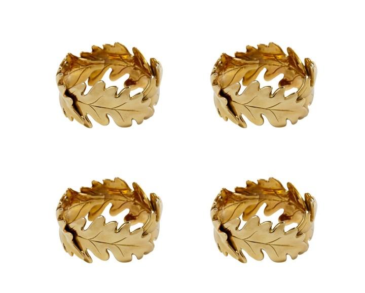 brass-oak-leaf-napkin-rings-set-of-four-1