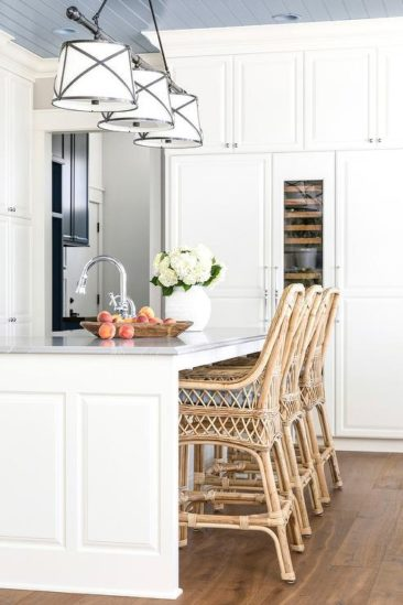 Neutral Counter Stools That Work in Every Kitchen