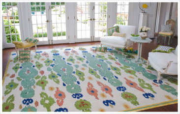 Currently Coveting: Custom Cool Rugs