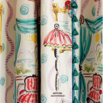 Things We Love: Clarence House Beekman Place Fabric