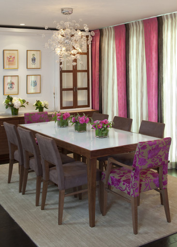 Roundup of What's New in Home Decor: Furniture, Lighting and Rugs