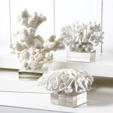 Decor from the Sea: For the Love of Coral!