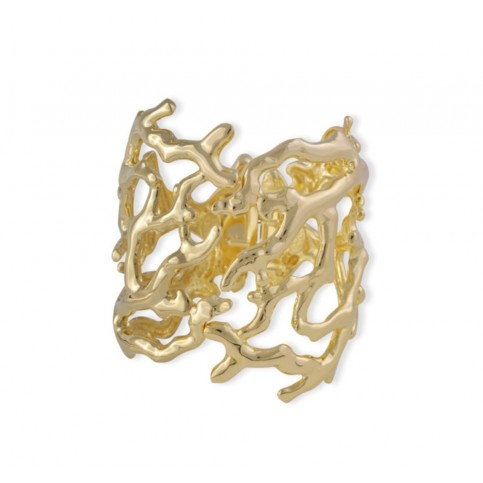 coral_branch_hinged_cuff_bracelet