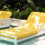 Lounge Chairs and Ottomans for Summer