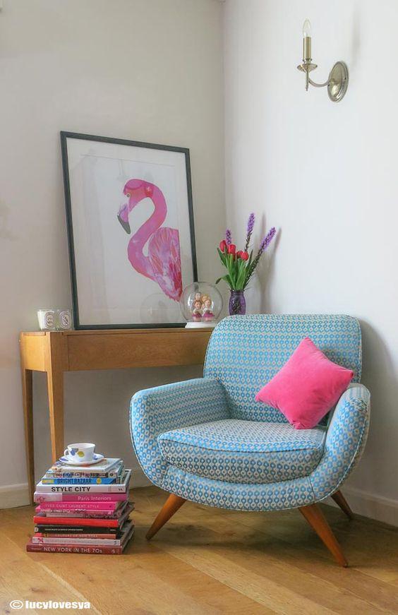 Flamingo Nursery Decor