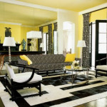 The Bee's Knees: Black and Yellow Hot Color Combo