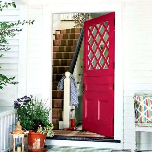 Dutch Door - Photo by This Old House