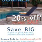 Big Sale at The Well Appointed House – Save Big on Home Decor!