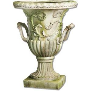 This garden urn is $210 - click the image to order