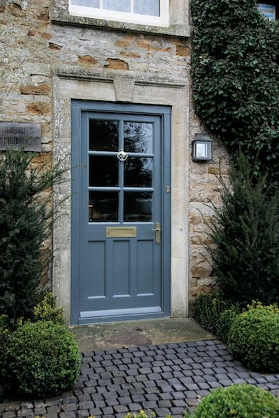 farrow and ball downpipe door