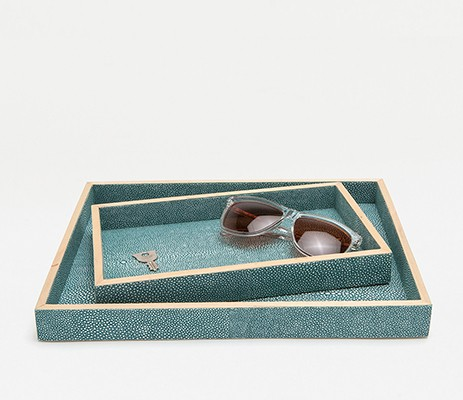 faux_shagreen_nesting_vanity_trays_in_turquoise