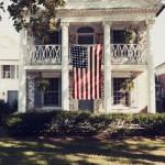 American Flag Decor for Boys