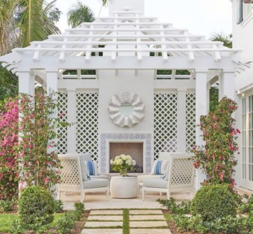 5 Essentials For A Pretty Outdoor Space