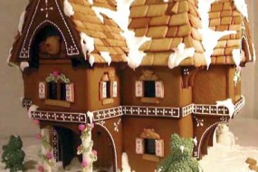 Gingerbread House Joy!