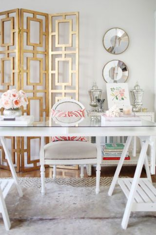 glamorous-home-office-white-gold-screen-well-appointed-house