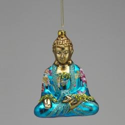 glass-buddha-ornament