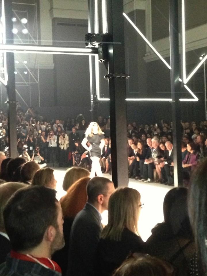 YSL Paris Fall 2013 Fashion Show Photos by Wendy Stapleton Reyes
