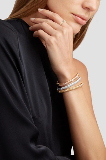 Luxe Stacking Bracelets