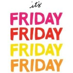 Friday Musings