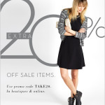 Partner Sales for the Holiday Weekend: Ann Taylor, Joie and DVF