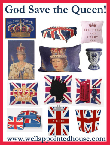 Celebrating the Queen's Diamond Jubilee!
