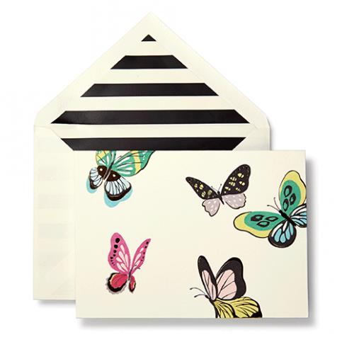 Kate Spade New York Stationery Set $45