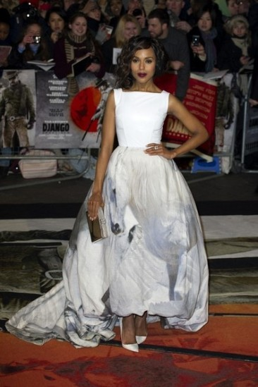 Red Carpet Inspiration: The White Horse