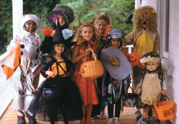 Last Minute Halloween Costumes for Kids