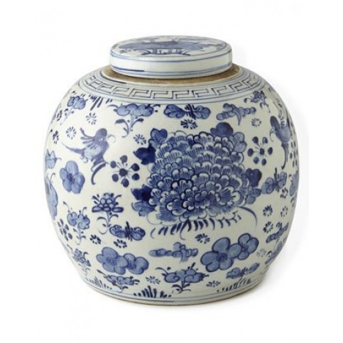 Chinoiserie Christmas Incorporating Blue Amp White Into